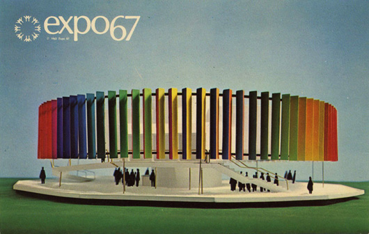 Expo 67 Designspiration on the Wanken Blog